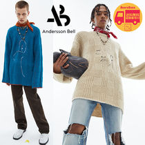 Andersson Bell UNISEX EMBROIDERY SWEATER BBN1607 追跡付