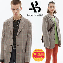 Andersson Bell INSIDE OUT NEW DADDY JACKET BBN1608 追跡付