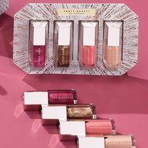 新発売【Fenty Beauty】Glossy Posse Mini Gloss Bomb Set