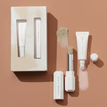 新発売【Fenty Beauty】Pro Kiss'r Lip Balm and Scrub Set