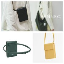 【Fennec】20FW Accordion Bag 3colors  3wayバッグ