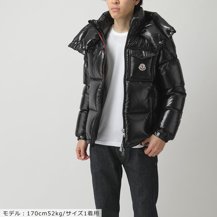 MONCLER ブルゾン MONCLER ダウンジャケット MONTBELIARD 1A51X00 68950(2)