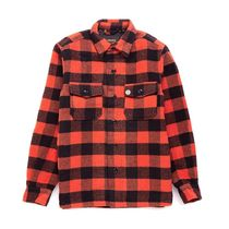 【DEUS EX MACHINA】MARCUS FLANNEL SHIRT