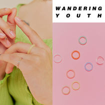 ★BTS着用★WANDERING YOUTH★日本未入荷 韓国 Formica Ring