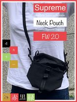 ☆★ Supreme ★☆ FW 20 ☆★ Neck Pouch ★☆ ネックポーチ