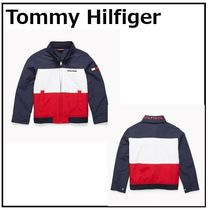 【Tommy Hilfiger】  TH KIDS COLORBLOCK JACKET キッズアウター