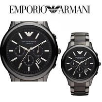 AR1451 Black Ceramica Chronograph Mens Watch