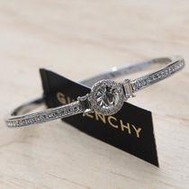GIVENCHY★Round Crystal and Pave Hinged ブレスレット