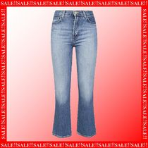 【SAIL】Flared Cropped Jeans