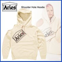 ARIES(アリーズ) パーカー・フーディ 20AW◇UK発◇ストリート◆ARIES◆Shoulder Hole Hoodie