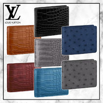 ◆Louis Vuitton 20SS 最新作◆ アニマル柄二つ折り財布 ◆ 7色