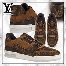 ◆Louis Vuitton 20SS 最新作◆LV TRAINERSスニーカー◆ブラウン