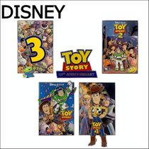 Toy Story 25th ピンバッジ5点セット ディスプレイフレーム付き