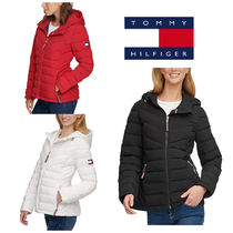【Tommy Hilfiger】Hooded Packable Puffer Coat