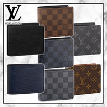 ◆Louis Vuitton 20SS 最新◆MULTIPLE WALLET 二つ折り財布◆7色