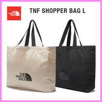 【THE NORTH FACE】TNF SHOPPER BAG L_42x63x16cm〜エコバッグ