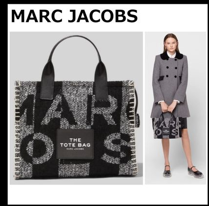 MARC JACOBS The Blanket Small Traveler Tote Bag トートバッグ