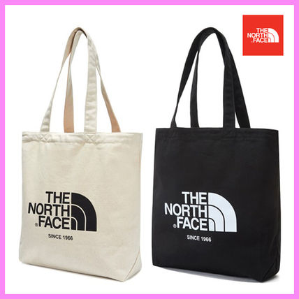 【THE NORTH FACE】COTTON TOTE M_42x43x12cm~エコバッグ
