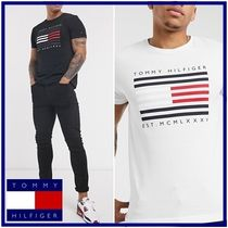☆Tommy Hilfiger☆orpフラッグラインロゴTシャツ 関税・送料込