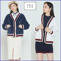 ROMANTIC CROWN★WOMAN★WOMANS RC LINING CARDIGAN_2色