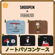 SHOOPENxSNOOPY★Laptop Pouchノートパソコンケース