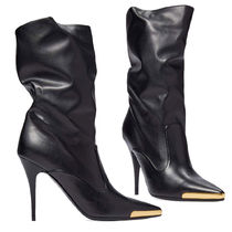 【SALE】STELLA MCCARTNEY ◇Faux leather ankle boots