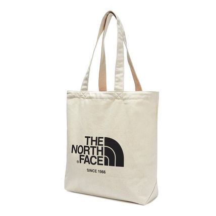 THE NORTH FACE トートバッグ 【THE NORTH FACE】COTTON TOTE M_42x43x12cm〜エコバッグ(4)