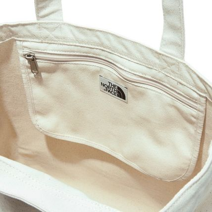 THE NORTH FACE トートバッグ 【THE NORTH FACE】COTTON TOTE M_42x43x12cm〜エコバッグ(7)