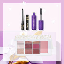 tarte☆ホリデー限定☆Warm Winter Wishes☆アイメイク3点セット