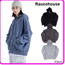[RAUCOHOUSE] Pull Over Heavy Hood (3color)