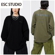 新作人気★ESC STUDIO★ ESC long sleeves 2色