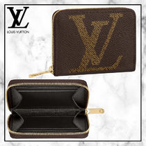 ◆Louis Vuitton 20SS 最新作◆モノグラム ZIPPY COIN PURSE◆茶