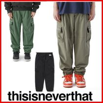 ◆thisisneverthat◆Side Pocket Pant◆正規品◆