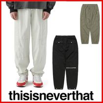 ◆thisisneverthat◆SP Field Pant パンツ◆正規品◆
