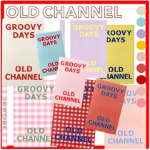 ☆OLD CHANNEL☆日付書込みタイプ PVC COVER☆GROOVY DAYS DIARY