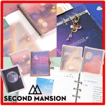 ☆☆SECOND MANSION☆A5 6ball Your pieces Diary☆ダイアリー☆
