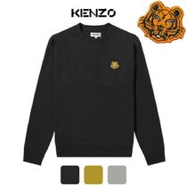 【KENZO】20fw ICONIC TIGER PATCH スウェット 3色