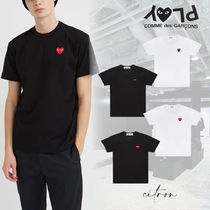 ★PLAY COMME des GARCONS★Red Play/Black Play 半袖Tシャツ