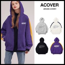 ◆ACOVER◆ MERC SIDE LINE HOOD ZIP UP (全4色) 人気 韓国発