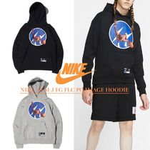 NIKE AS M J FG FLC PO IMAGE HOODIE - ジョーダン フラグメント