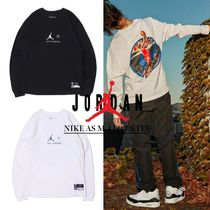 NIKE AS M J FG LS TEE - ジョーダン フラグメント ロンT