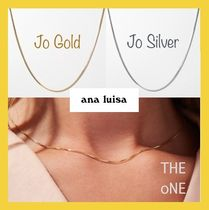 【ana luisa】チェーンネックレス -Jo Gold & Jo Silver-