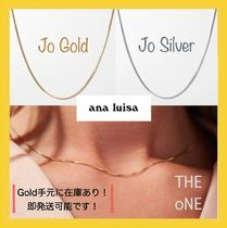 ana luisa(アナルイサ) ネックレス・ペンダント 【ana luisa】チェーンネックレス -Jo Gold & Jo Silver-