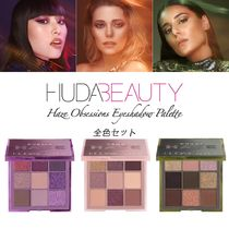【HUDA BEAUTY】Haze Obsessions Eyeshadow Palette☆3色セット