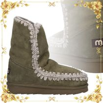 Mou(ムー) ショートブーツ・ブーティ 国内希少★MOU Ankle boot
