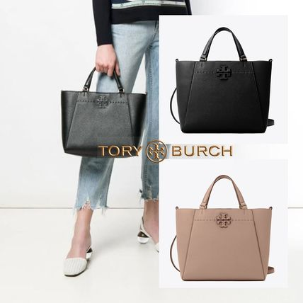 即発★TORY BURCH★MCGRAW SMALL CARRYALL 2WAY