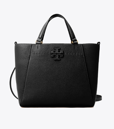 Tory Burch ショルダーバッグ・ポシェット 即発★TORY BURCH★MCGRAW SMALL CARRYALL 2WAY(2)