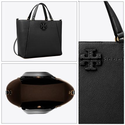 Tory Burch ショルダーバッグ・ポシェット 即発★TORY BURCH★MCGRAW SMALL CARRYALL 2WAY(3)