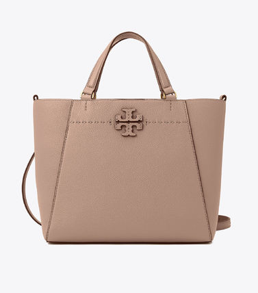 Tory Burch ショルダーバッグ・ポシェット 即発★TORY BURCH★MCGRAW SMALL CARRYALL 2WAY(4)