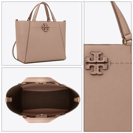 Tory Burch ショルダーバッグ・ポシェット 即発★TORY BURCH★MCGRAW SMALL CARRYALL 2WAY(5)